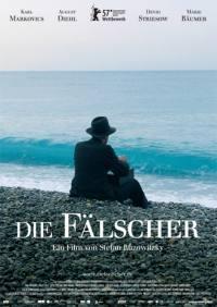 locandina del film IL FALSARIO - OPERAZIONE BERNHARD