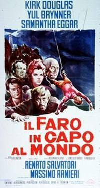 locandina del film IL FARO IN CAPO AL MONDO