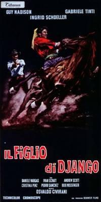 locandina del film IL FIGLIO DI DJANGO