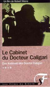 locandina del film IL GABINETTO DEL DOTTOR CALIGARI