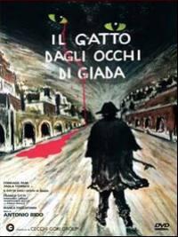 locandina del film IL GATTO DAGLI OCCHI DI GIADA