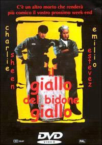 locandina del film IL GIALLO DEL BIDONE GIALLO