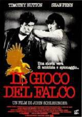 locandina del film IL GIOCO DEL FALCO