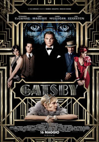 locandina del film IL GRANDE GATSBY (2013)