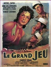 locandina del film IL GRANDE GIOCO