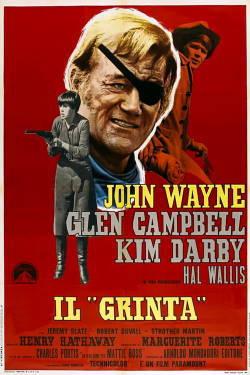locandina del film IL GRINTA (1969)