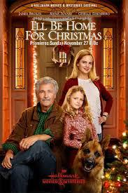 locandina del film I'LL BE HOME FOR CHRISTMAS