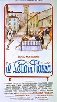 Letto In Piazza (1975)