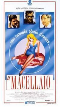 locandina del film IL MACELLAIO (1989)