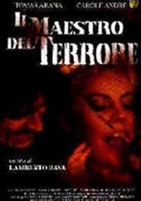 locandina del film IL MAESTRO DEL TERRORE