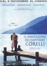 locandina del film IL MANDOLINO DEL CAPITANO CORELLI