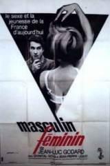locandina del film IL MASCHIO E LA FEMMINA