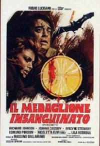 locandina del film IL MEDAGLIONE INSANGUINATO