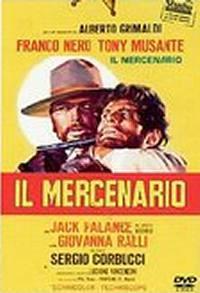 locandina del film IL MERCENARIO