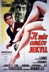 locandina del film IL MIO AMICO JEKYLL