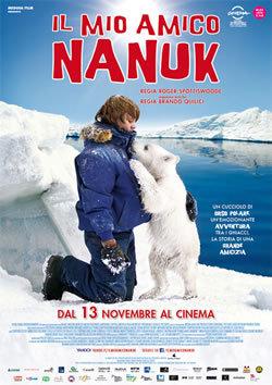 locandina del film IL MIO AMICO NANUK