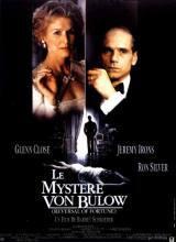 locandina del film IL MISTERO VON BULOW