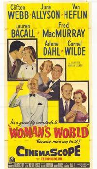 Il Mondo E' Delle Donne (1954)