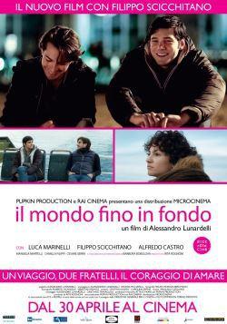 locandina del film IL MONDO FINO IN FONDO