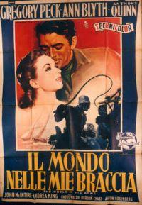 locandina del film IL MONDO NELLE MIE BRACCIA