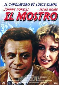 locandina del film IL MOSTRO (1977)
