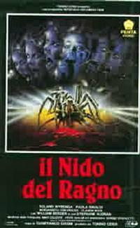 locandina del film IL NIDO DEL RAGNO