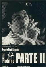 locandina del film IL PADRINO PARTE II