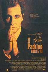 locandina del film IL PADRINO PARTE III