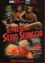 locandina del film IL PAESE DEL SESSO SELVAGGIO