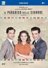 locandina del film IL PARADISO DELLE SIGNORE - STAGIONE 1
