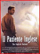 locandina del film IL PAZIENTE INGLESE