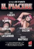 locandina del film IL PIACERE (1985)