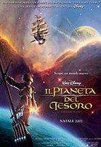 locandina del film IL PIANETA DEL TESORO