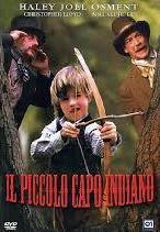 locandina del film IL PICCOLO CAPO INDIANO