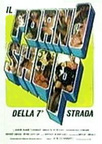 locandina del film IL PORNOSHOP DELLA 7A STRADA