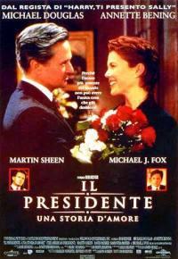 locandina del film IL PRESIDENTE - UNA STORIA D'AMORE