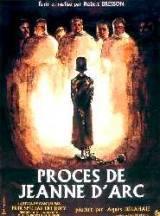 locandina del film PROCESSO A GIOVANNA D'ARCO