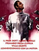 Il Prof. Dott. Guido Tersilli Primario Della Clinica Villa Celeste Convenzionata Con Le Mutue (1970)