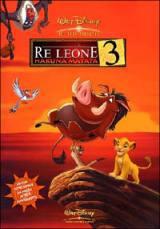 locandina del film IL RE LEONE 3 - HAKUNA MATATA