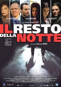 locandina del film IL RESTO DELLA NOTTE