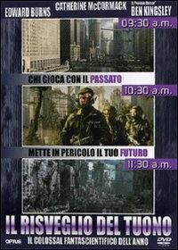 locandina del film IL RISVEGLIO DEL TUONO