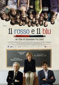 locandina del film IL ROSSO E IL BLU