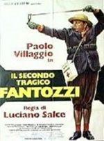 locandina del film IL SECONDO TRAGICO FANTOZZI