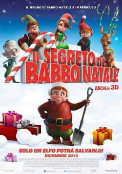 locandina del film IL SEGRETO DI BABBO NATALE