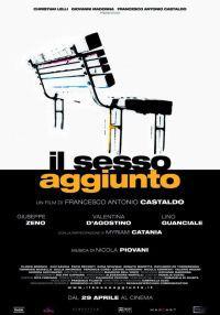 locandina del film IL SESSO AGGIUNTO