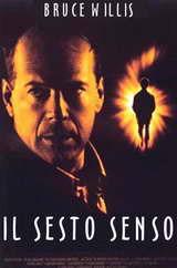 locandina del film IL SESTO SENSO