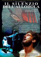 locandina del film IL SILENZIO DELL'ALLODOLA
