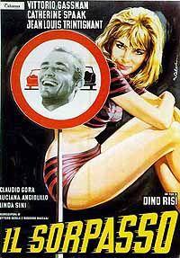locandina del film IL SORPASSO