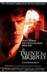locandina del film IL TALENTO DI MR. RIPLEY