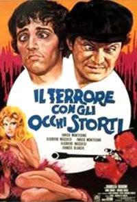 locandina del film IL TERRORE CON GLI OCCHI STORTI